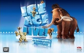 Ice Age Live! © TM Twentieth Century Fox Film Corporation. All rights reserved.