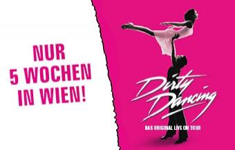 Dirty Dancing © Mehr! Entertainment