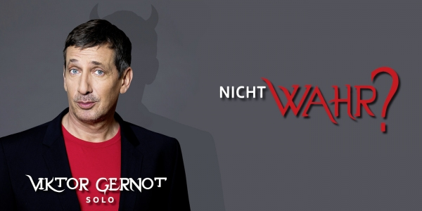Viktor Gernot - Nicht wahr? - CasaNova Vienna