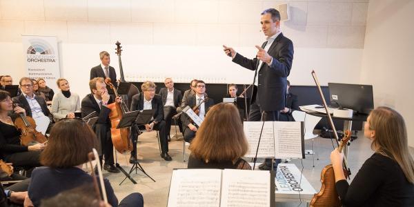 Open Workshop - Leadership Orchestra