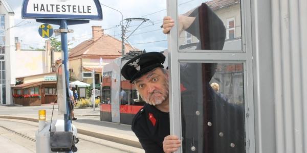 Wiener-Oldtimer-Kabarett-Tramway