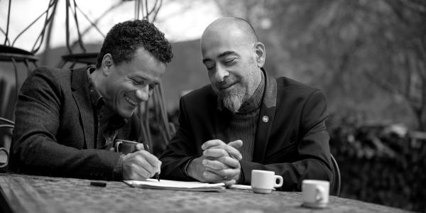 Jacky Terrasson & Stephane Belmondo