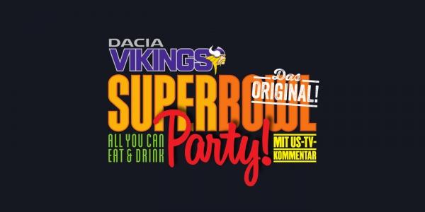 Dacia Vikings Super Bowl Party