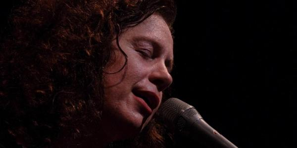 Sarah Jane Morris with Tony Remy & Tim Cansfield