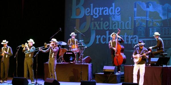 The Belgrade Dixieland Orchestra