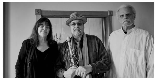 Joe Lovano with Marilyn Crispell & Carmen Castaldi