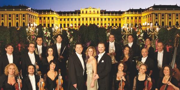 Schloss Schönbrunn Orchester - 2020