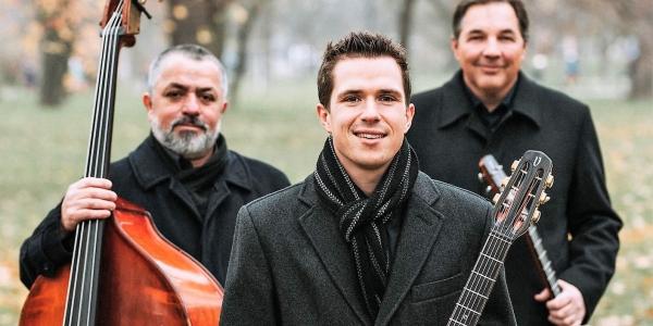 Diknu Schneeberger Trio feat. Christian Bakanic