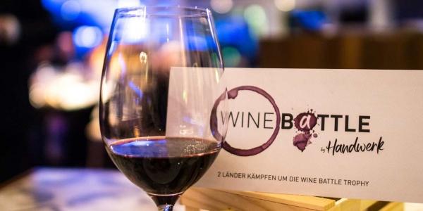 WINE BATTLE im Restaurant Handwerk - Saison 20/21