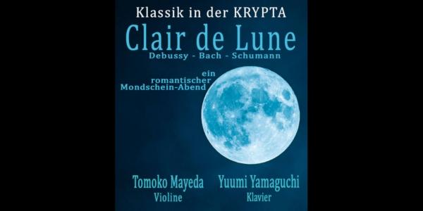 Clair de Lune - Wiener Klassik in der Krypta