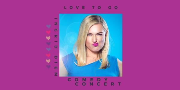 Ingrid Diem - Love to go