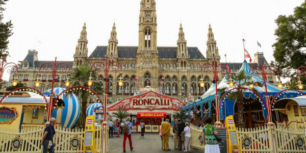Circus-Theater Roncalli Wien © Circus-Theater Roncalli