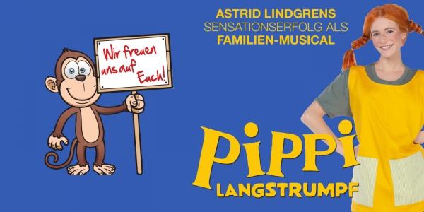 Pippi Langstrumpf - Wien