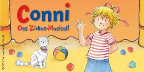 CONNI - Das Zirkus-Musical - Wien