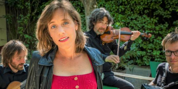 Agnes Palmisano Trio