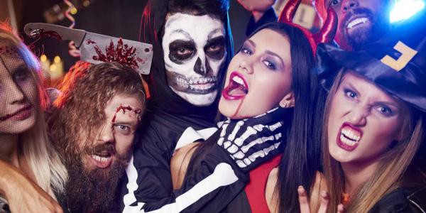 DDSG-Themenfahrt - Halloween Party