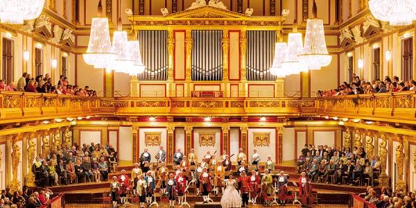 Wiener Mozart Konzerte - Musikverein