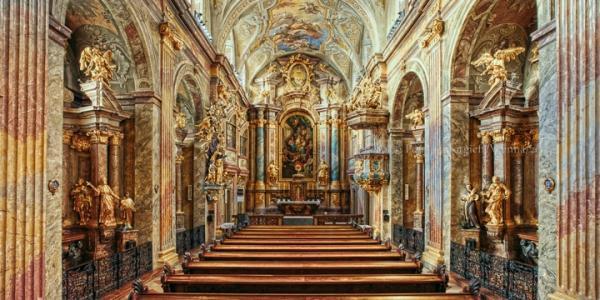 Mozart und Beethoven in der St. Anna Kirche