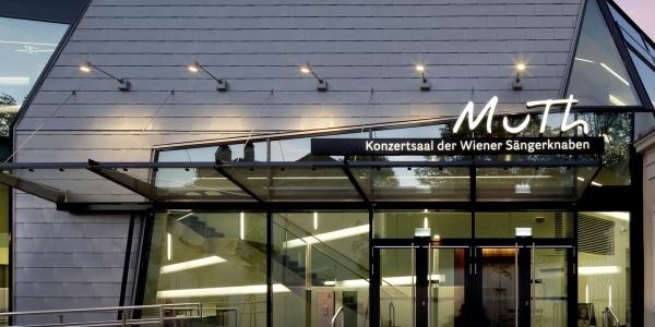 MuTh - Konzertsaal der Wiener Sängerknaben