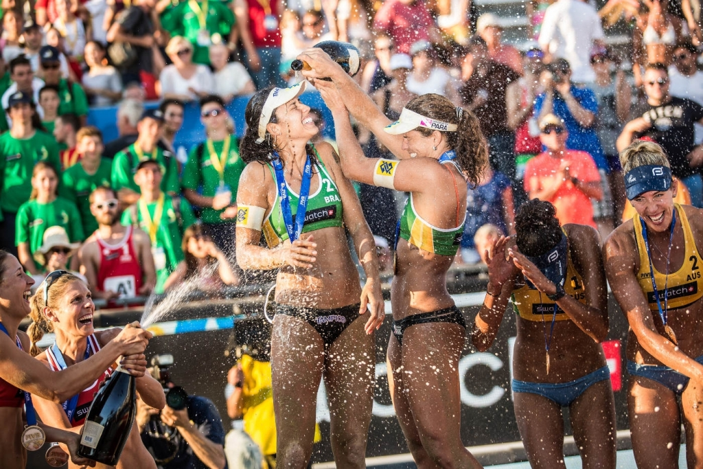 FIVB Beach Volleyball World Championships 2017 C ACTS Und Majors