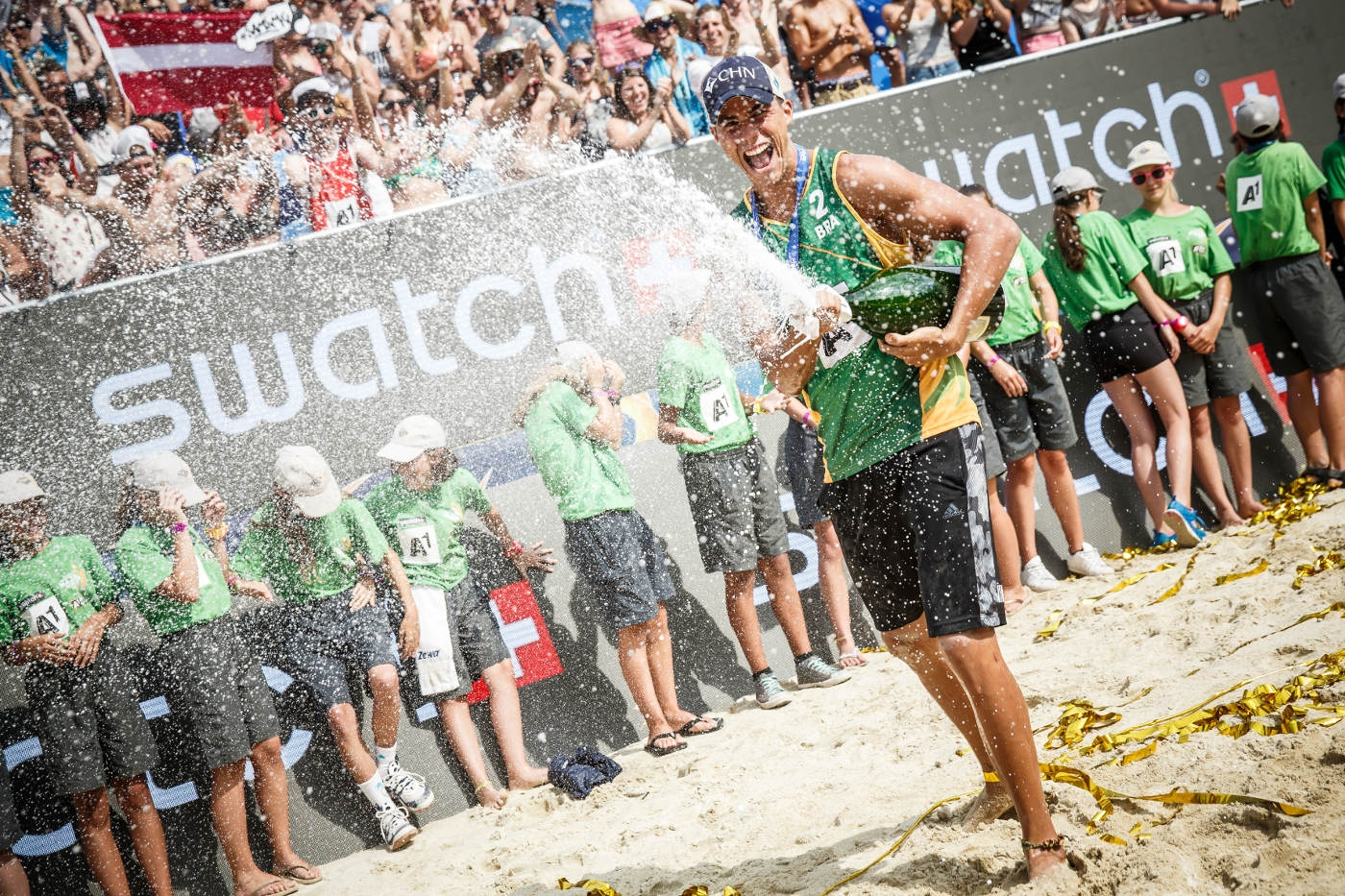 FIVB Beach Volleyball World Championships 2017 © ACTS und Beach Majors GmbH
