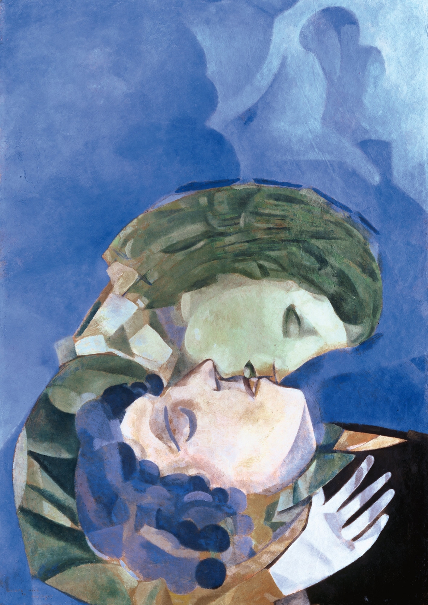 MARC CHAGALL, Les Amoureux © Courtesy Heide Horten Collection