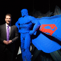 The Art of the Brick - DC Superheros 03 © Jane Hobson