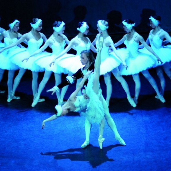 Schwanensee - Russisches Staatsballett © Highlight Concerts GmbH