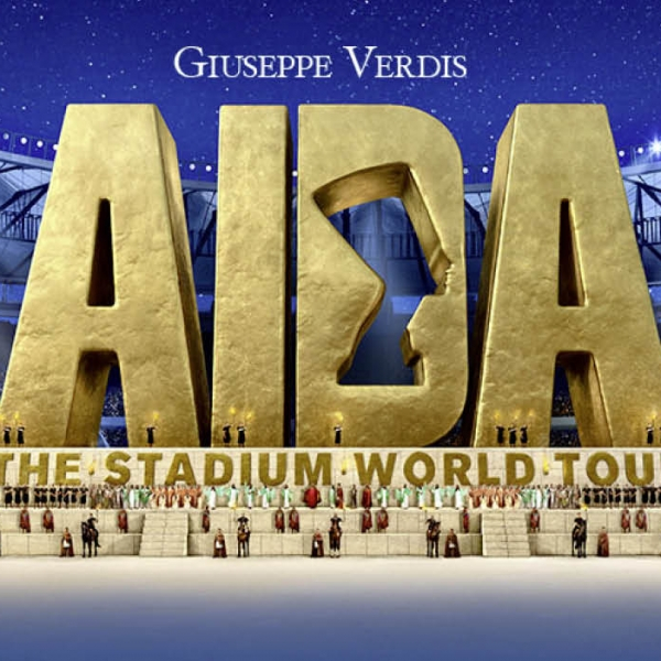 Aida - The Stadium World Tour © Art & Entertainment LIVE GmbH