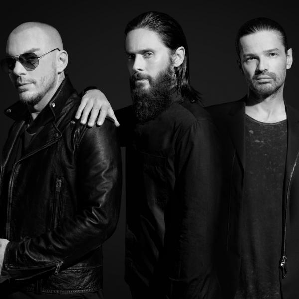 30 seconds to mars © Live Nation Austria GmbH