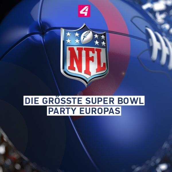 PULS 4 Super Bowl Party 2018 © Puls 4