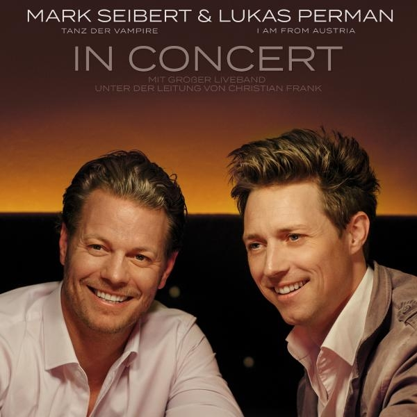 Mark Seibert & Lukas Perman © Lukas Perman