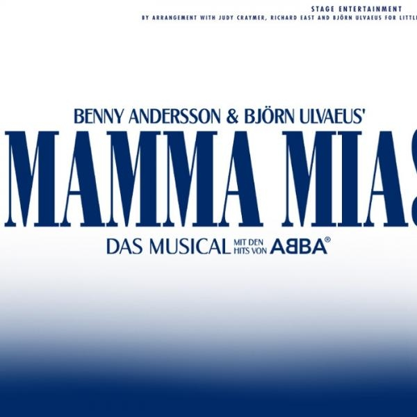 Mamma Mia! © Stage Entertainment