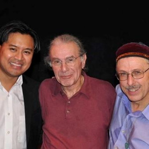 Barry Altschul, Jon Irabagon & Joe Fonda © Porgy & Bess