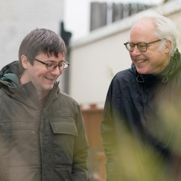 Bill Frisell & Thomas Morgan Duo © Lynne Harty/ECM Records
