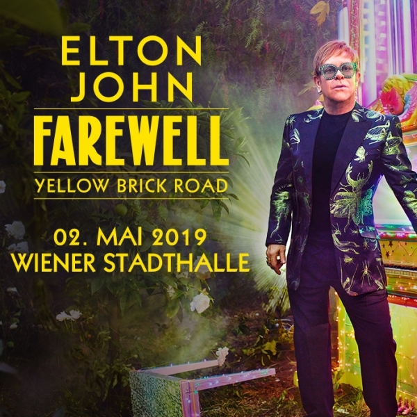 Elton John 2019 © Barracuda Music GmbH