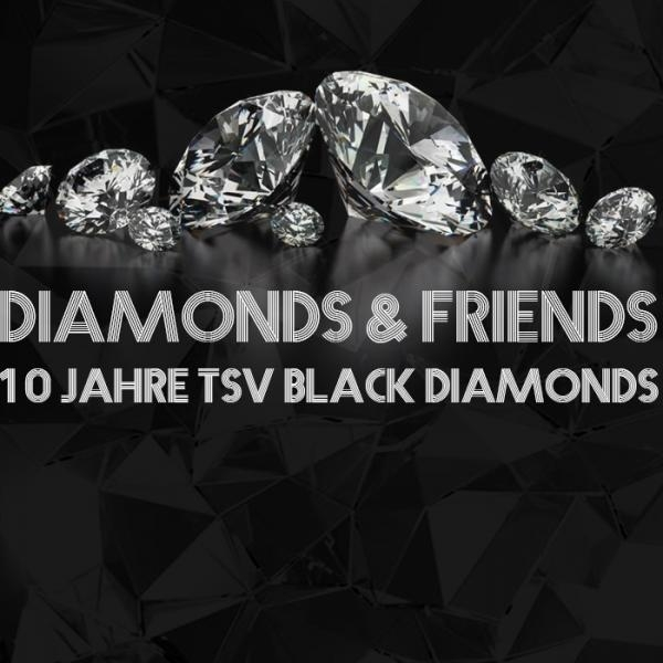 Diamonds & Friends © TSV Black Diamonds