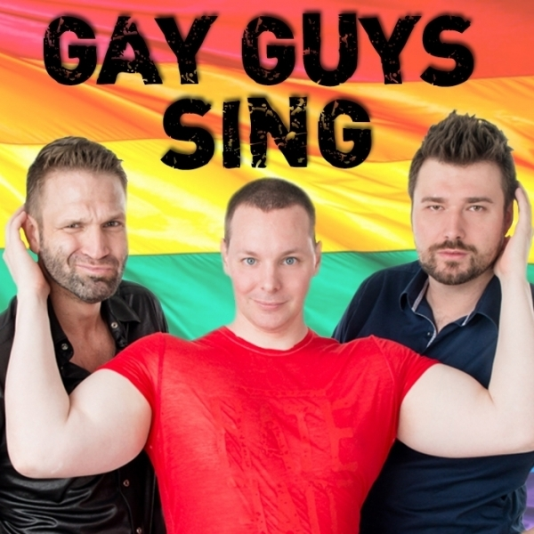Gay Guys Sing © Theatercouch Wien