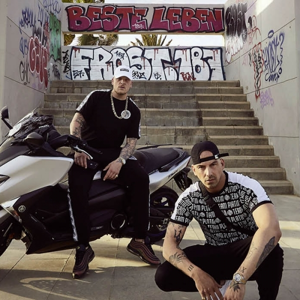 Bonez MC & Raf Camora © Barracuda Music GmbH