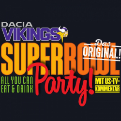 Dacia Viking Super Bowl Party © Wurm & Wurm