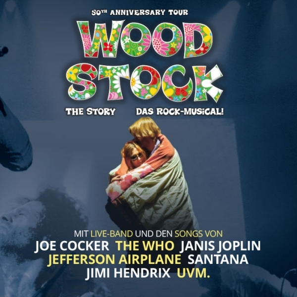 Woodstock the Story © COFO Entertainment