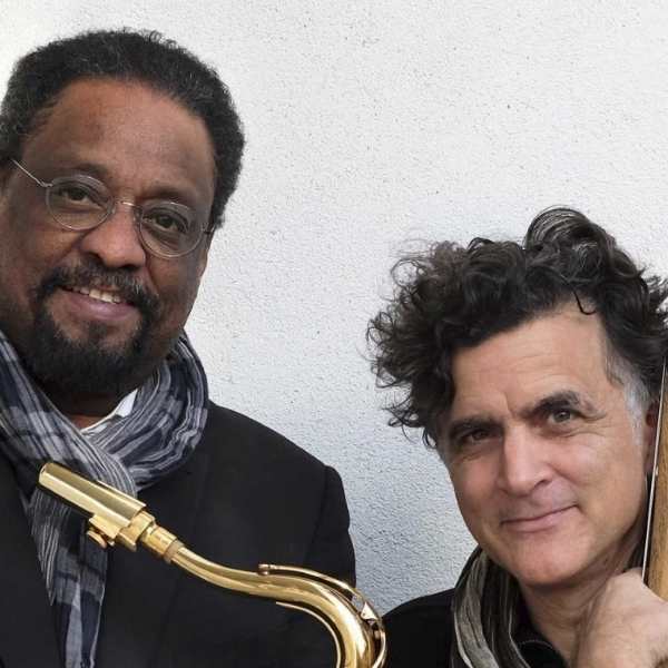 Chico Freeman & Heiri Känzig © Porgy & Bess