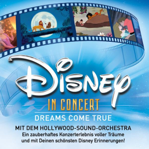 Disney in Concert 2022 © Show Factory Entertainment GmbH