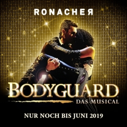 Bodyguard das Musical © The Bodyguard (UK) Ltd.