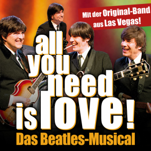 All you need is love © COFO Entertainment GmbH & Co.KG