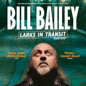 Bill Bailey, Larks in Transit © Niavarani & Hoanzl GmbH