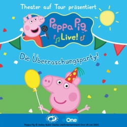 Peppa Pig Live © Show Factory Entertainment GmbH