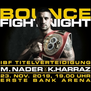 Bounce Fight Night 2019 © BOUNCE – the fitness zone Gesundheitsboxsportverein