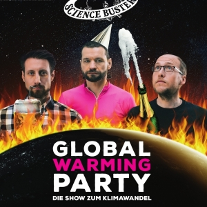 Science Busters - Global Warming Party © Ingo Pertramer