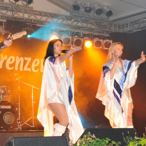 Abba - Cover-Show © Theater in der Innenstadt